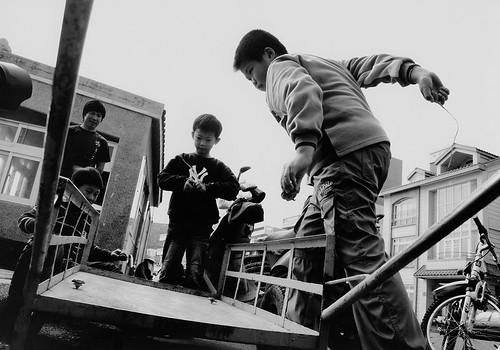 玩陀螺–2011澎湖