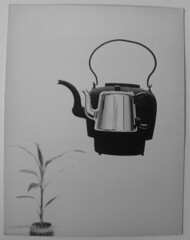 Teapots-vint-1962-13qx10q (Lenny Campello) Tags: nyc newyork canada france boston portraits vintage french photography scotland dancers dancing quebec tennessee artists mingus vintagephotos lifetime gaspepeninsula exxonbuilding scottishartists lidamoser newyorkphotoschool