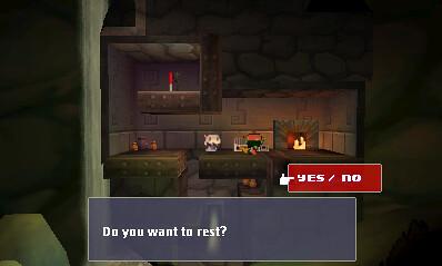 Cave Story 3D - Labyrinth 19
