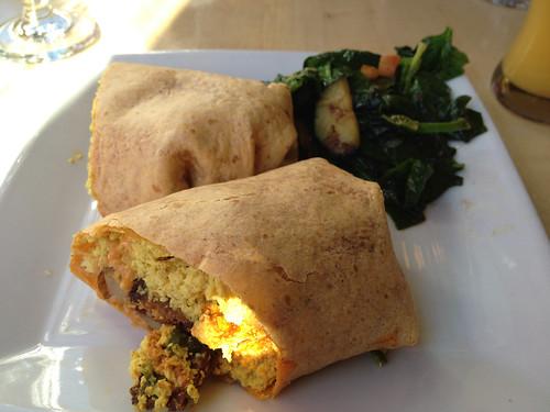 Great Sage Breakfast Burrito