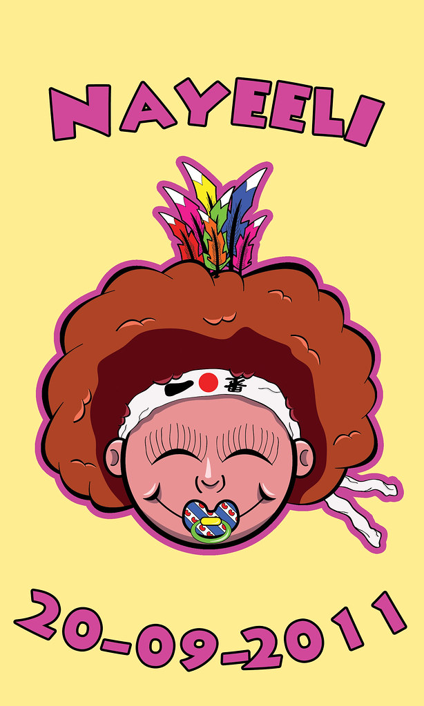 Nayeeli baby card