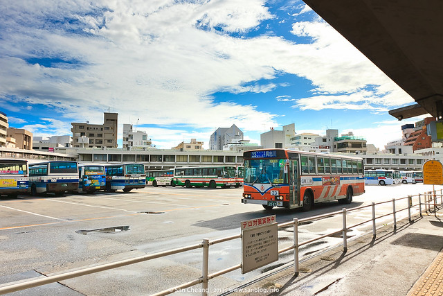 旭橋巴士總站