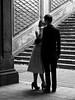 A Kiss at the Stairs (CVerwaal) Tags: nyc newyorkcity newyork love stairs lumix kissing couple steps couples panasonic bethesdaterrace panasonicg3 gvario135561445