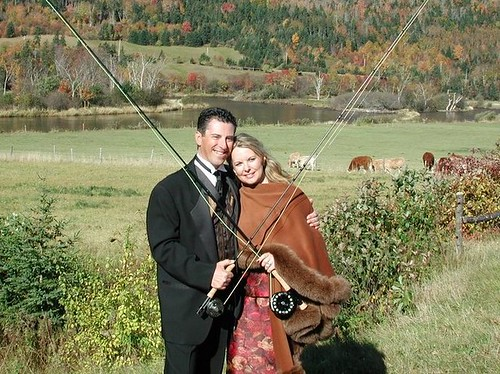 wading in wedded bliss orvis news