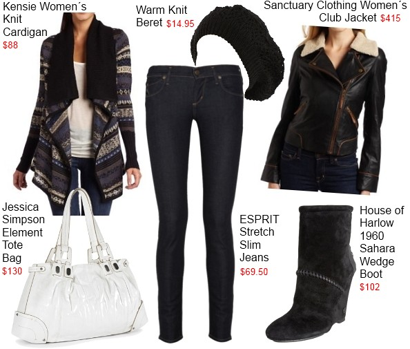 Cameron Diaz Inspired Fall Outfit1