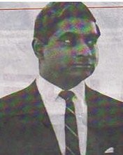 Mr. Canagaratnam  Gunasingham, Sri Lanka Foreign Service  (1951) Sri Lankas High Commissioner to Singapore 1979-1983