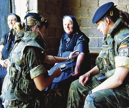 Misión social Fuerzas Armadas