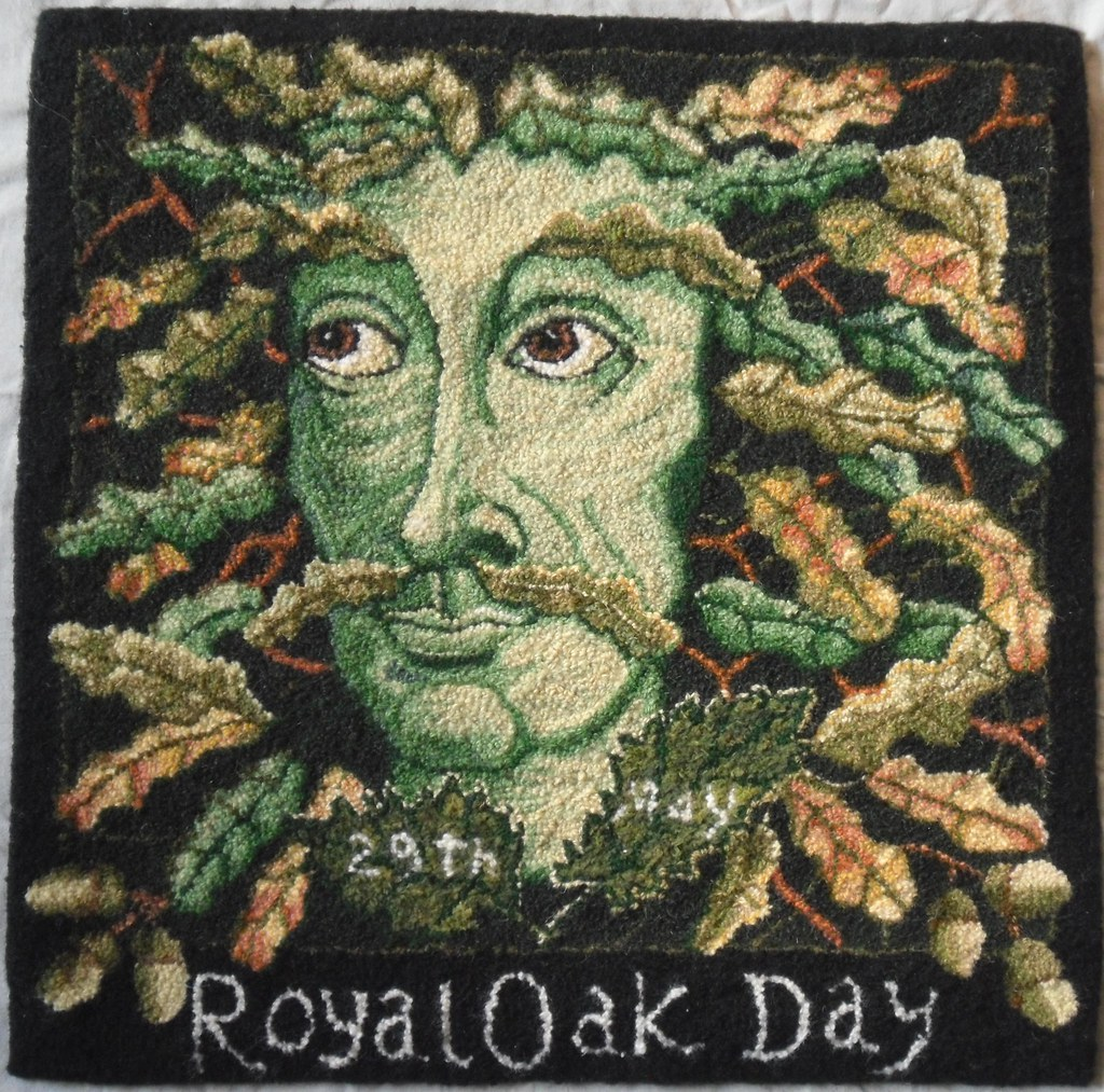 29th of May - Royal Oak Day