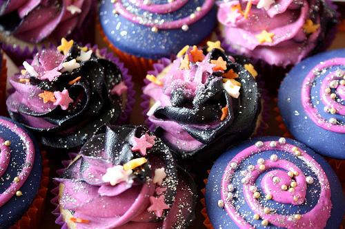 6271011251 470f886ae7 Bonfire Night   Guy Fawkes   Fireworks Night   5th of November Cupcakes