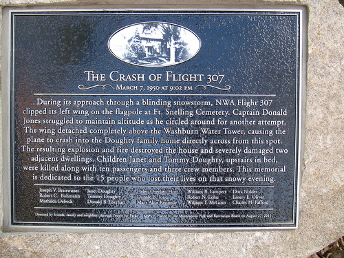 The Crash of Flight 307