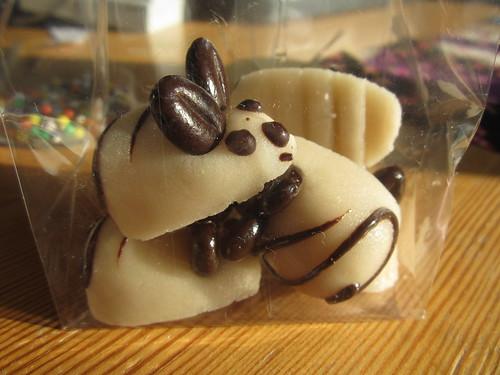 Petites souris en massepain