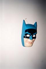 mask (Jacob Seaton) Tags: blue white black wall pin mask baltimore batman