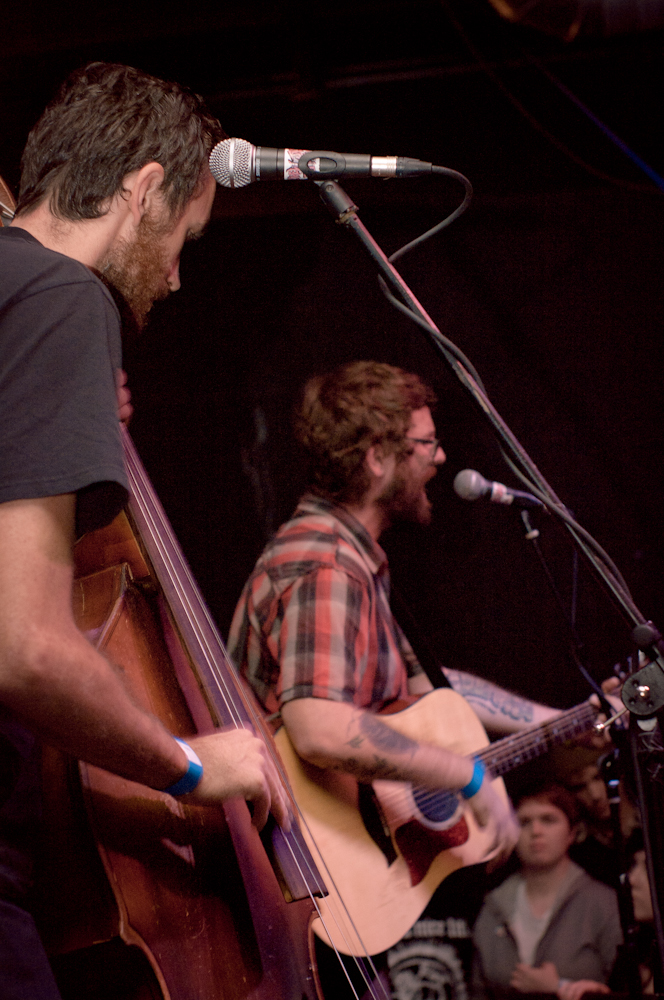 Ben and Sean from Andrew Jackson Jihad