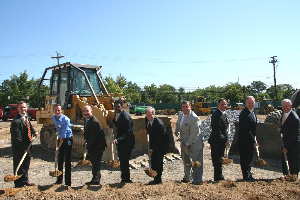 Choice Hotels Groundbreaking