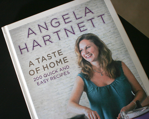 "Angela Hartnett's ""A Taste of Home"""