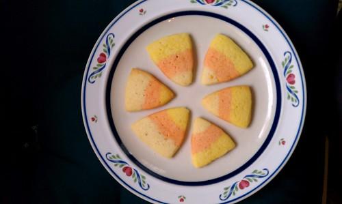 121: Halloween cookies by besomom