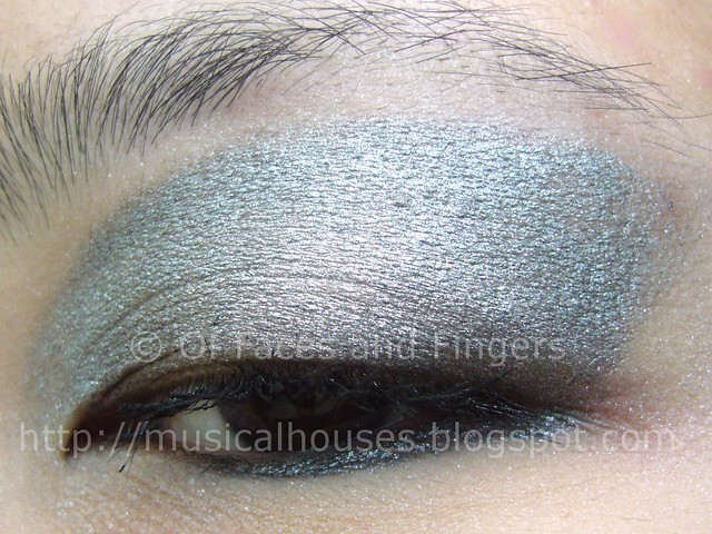 sleek molten metal steel ash eotd 3