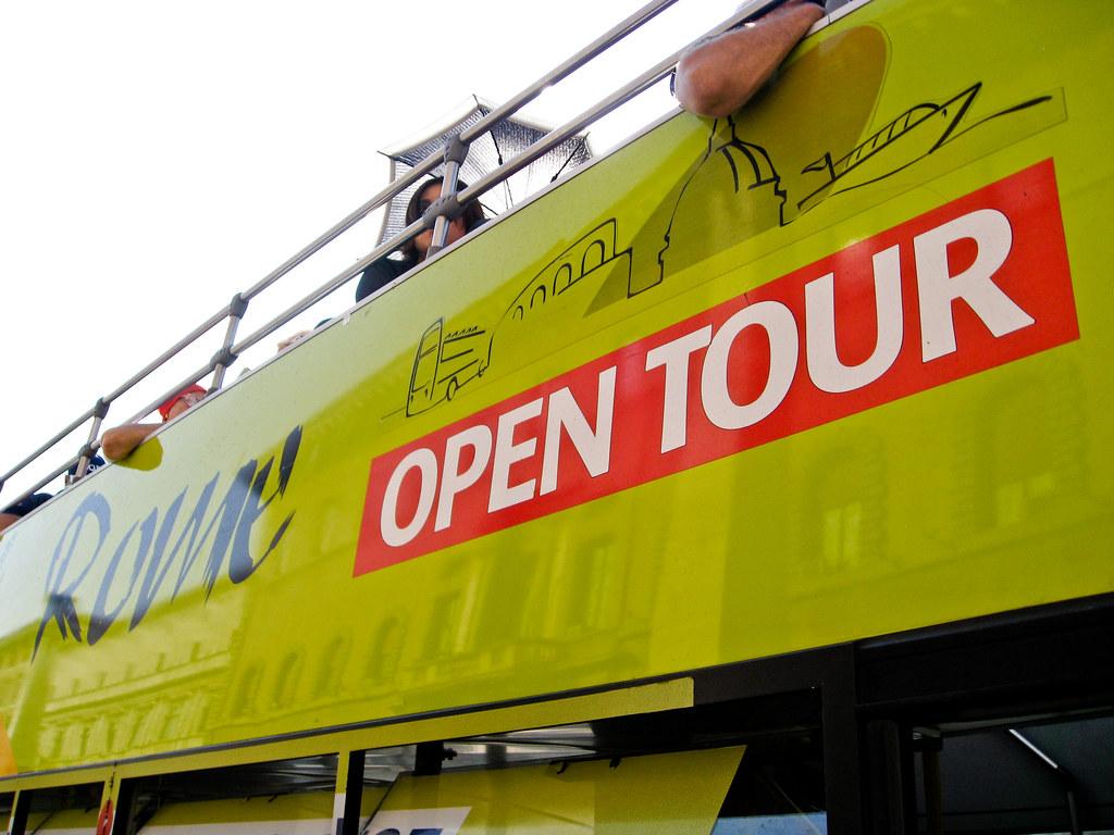Rome Bus Tour