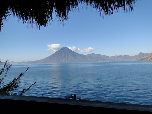 Lake Atitlan, Guatemalan Highlands