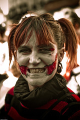 IMG_3061 (Meian') Tags: paris walking dead death blood zombie walk mort makeup gore rotten sang maquillage pourri meian 2011 putrefi putrify