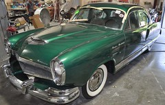 "Supercharged 1954 Kaiser Manhattan • <a style=""font-size:0.8em;"" href=""http://www.flickr.com/photos/85572005@N00/6286472754/"" target=""_blank"">View on Flickr</a>"