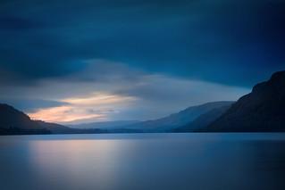 Blue Dawn - Ullswater, Cumbria, UK