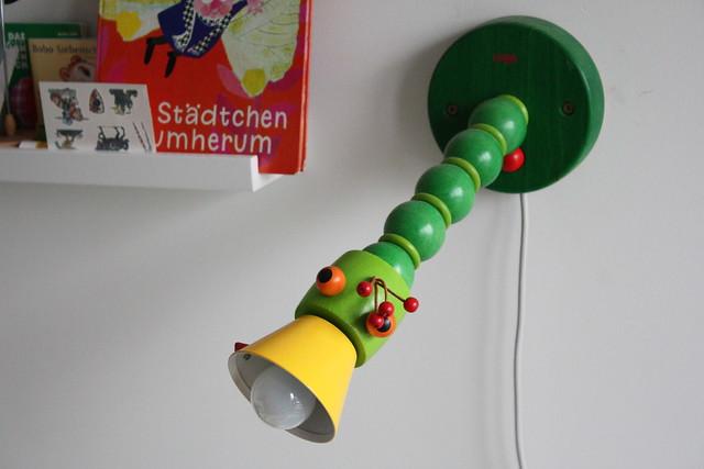 Flohmarktlampe