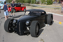 Hot Rod (dave_7) Tags: black hot car hotrod rod custom
