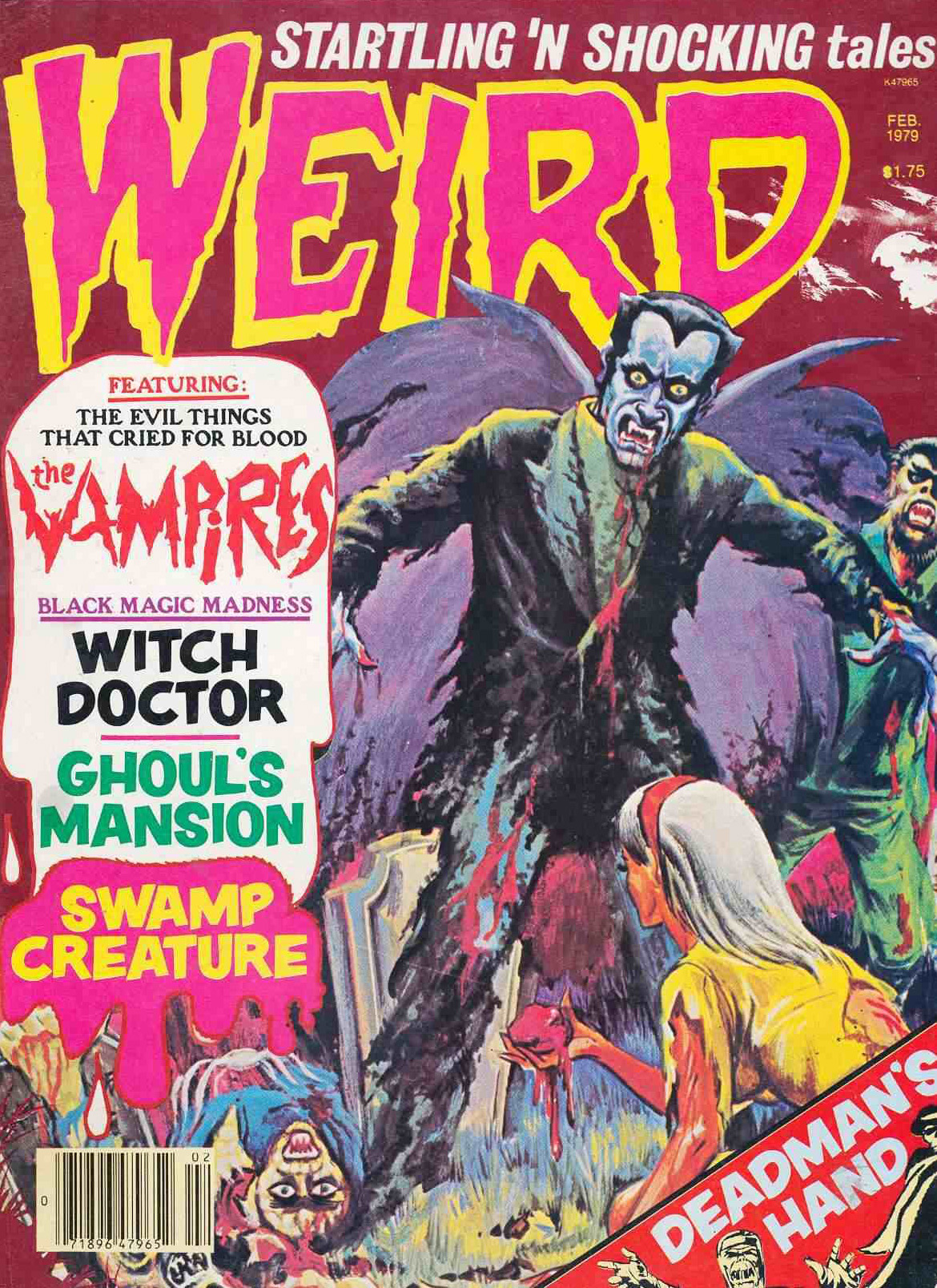 Weird (Eerie Publications, 1979)