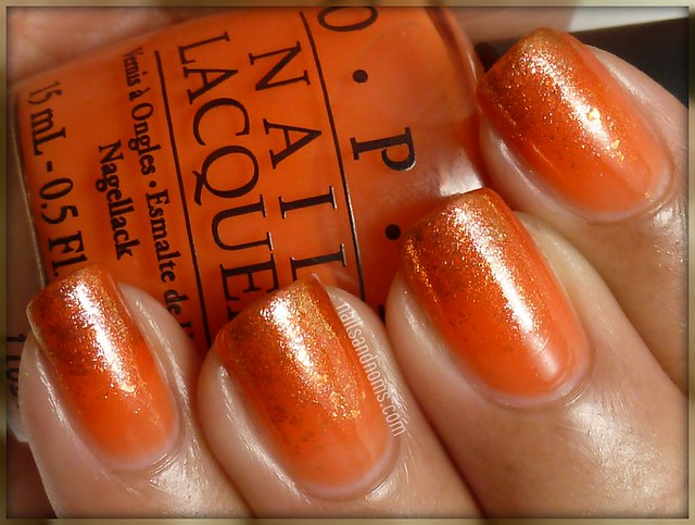 Guest Post for Oooh, Shinies!: Orange Juice Gradient