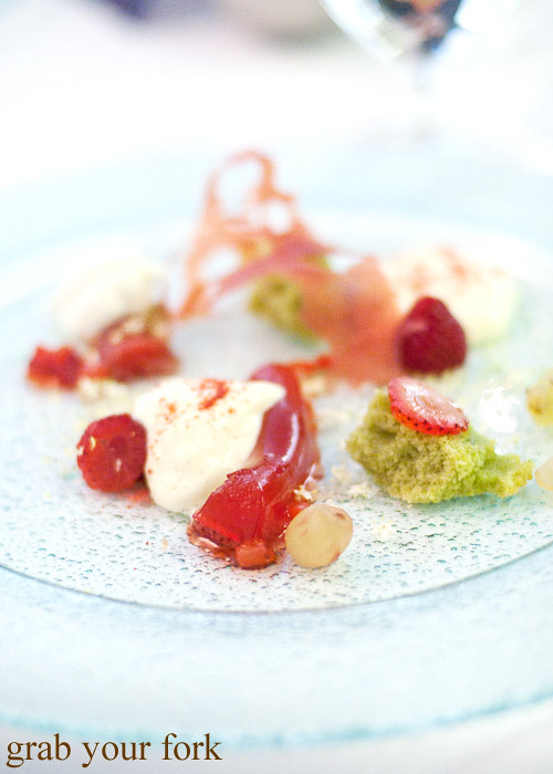 arras dessert pistachio