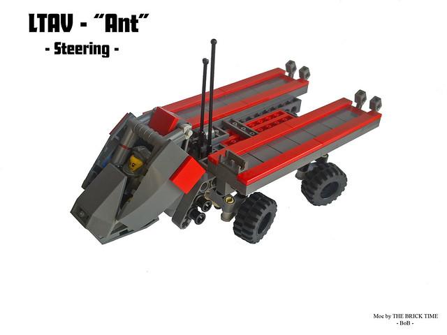 Ant - Steering