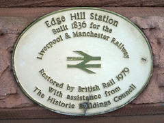 Photo of White plaque number 8182
