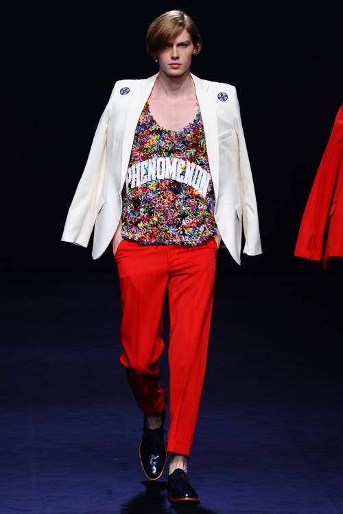 Edmond Roosendaal3014_SS12 Tokyo PHENOMENON(Fashion Press)