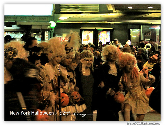 New York Halloween 3