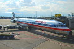 American Airlines MD-82; N7521A@SLC;09.10.2011...