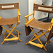 The Prop Store of London - LA - Rutger Hauer and Harrison Ford chairs from Blade Runner