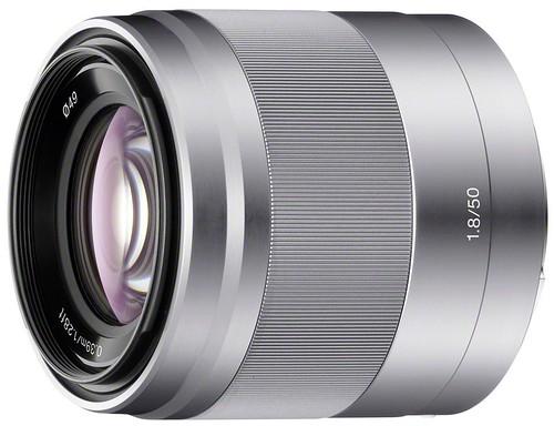 Sony E 50mm f/1.8 OSS SEL50F18