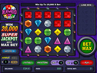 Bejeweled slot game online review