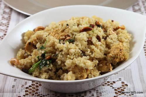 Day 306 - Quinoa Biryani