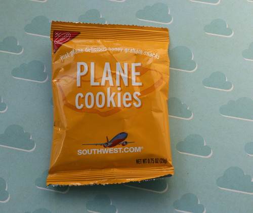 plane crackers