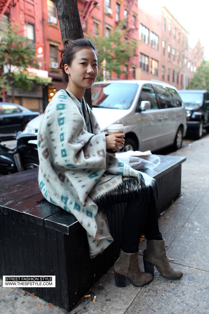 CapeFL GimmeCoffee streetstyle fashion blog new york san francisco STREETFASHIONSTYLE SFS
