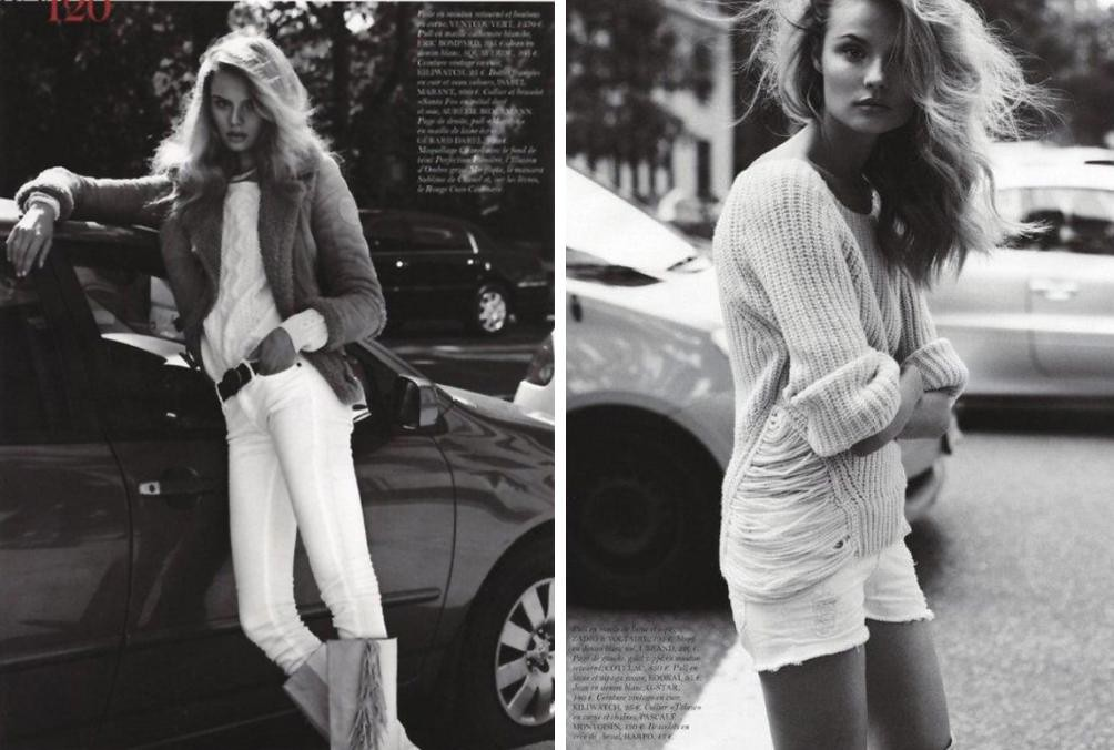 Magdalena Frackowiak by Claudia Knoepfel & Stefan Indlekofer Vogue Paris November 2011 3