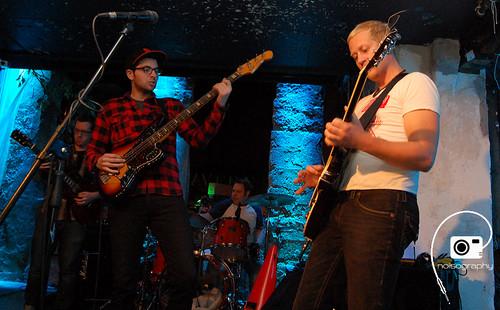 Nerd Army @ The Seahorse Tavern - Nov 5th 2011 - 01