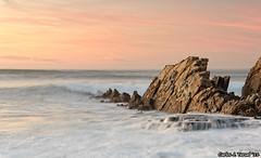 Azkorri (Carlos J. Teruel) Tags: sunset espaa atardecer mar nikon paisaje nubes pasvasco d300 cantabrico 2011 18200vr azkorri xaviersam singhraynd3revgrad polarizadorlee105mm