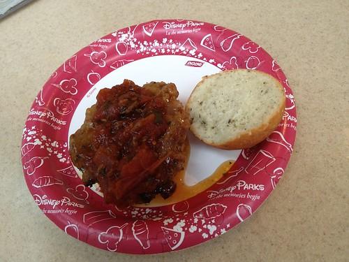 New Zealand - Lamb Slider with Tomato Chutney ($5.00)