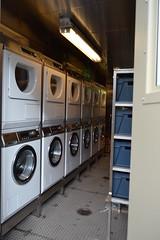 Marshall Deployable Laundry Unit in partnership with CSI