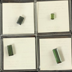 4056. Group of Loose Tourmalines