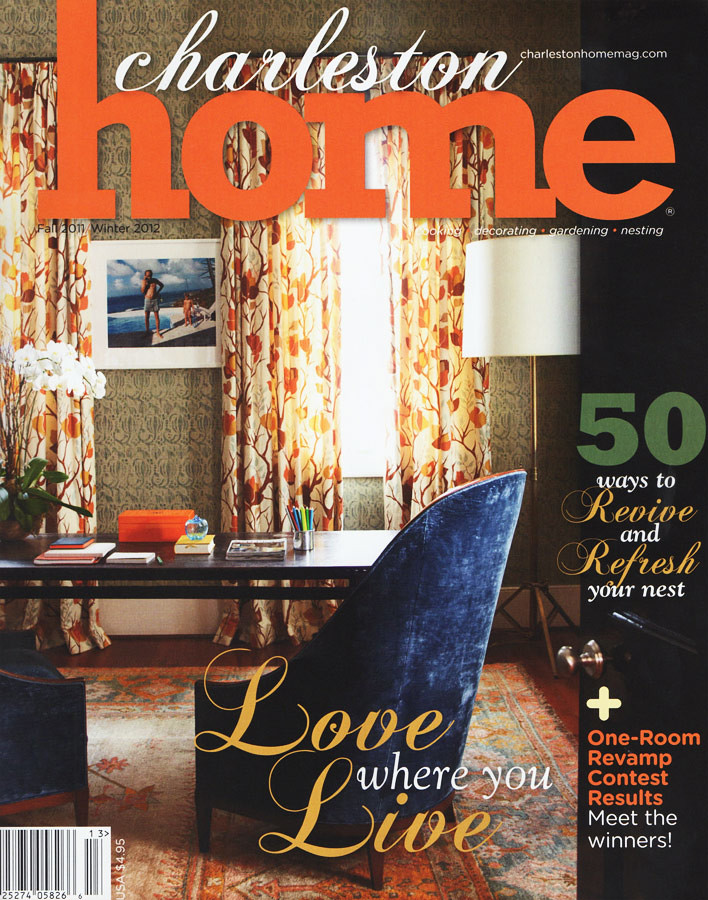 Charleston Home Magazine