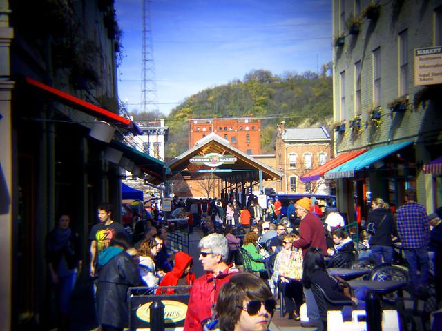 Findlay Market #instameet